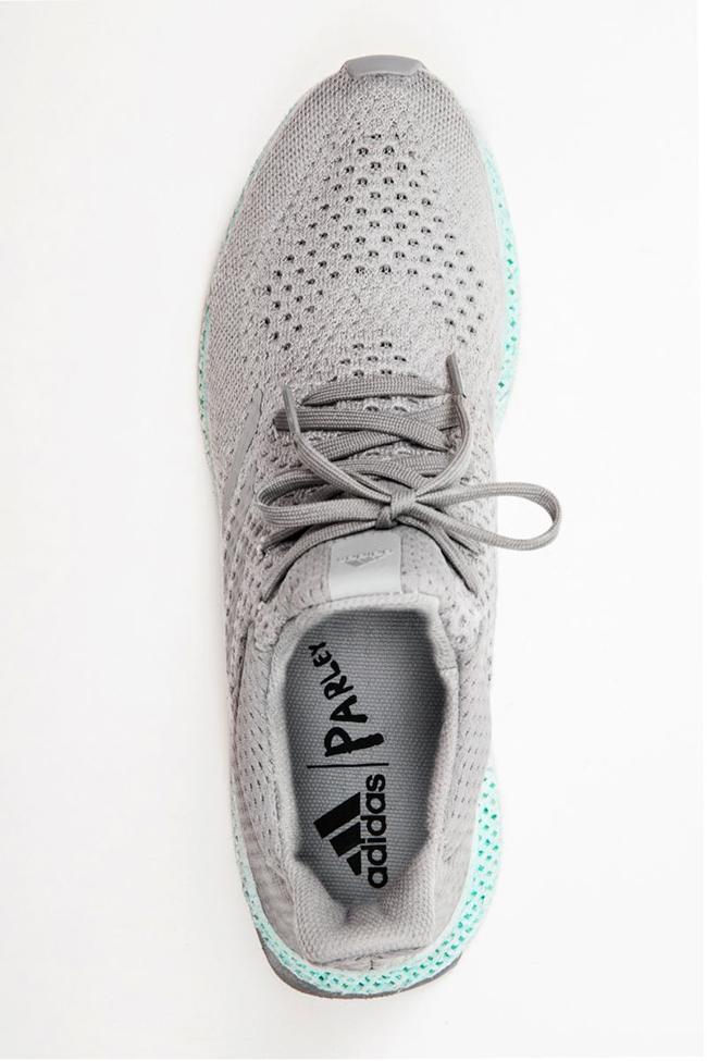 adidas Parley Ocean Waste 3D Printed Sneakers