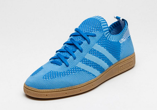 adidas Spezial Primeknit Blue