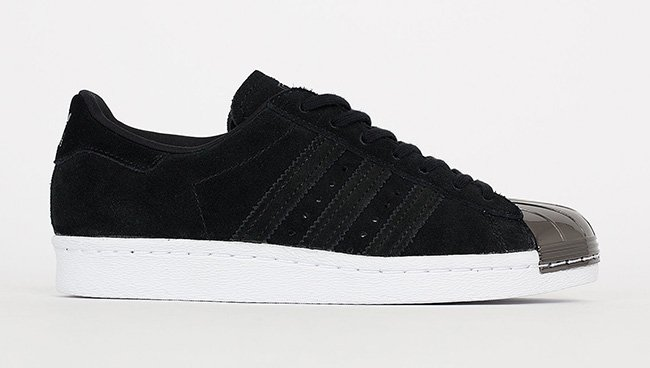 adidas Superstar 80s Metal Toe Black