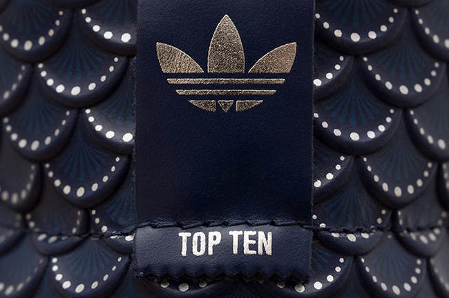 adidas Top Ten Ornament Pack