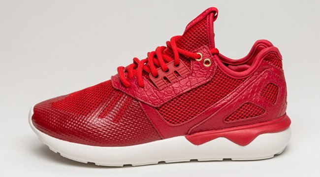 adidas Tubular Chinese New Year Red