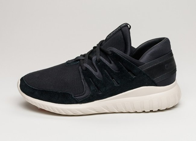 adidas Tubular Prime Knit in Two Tones of Blue