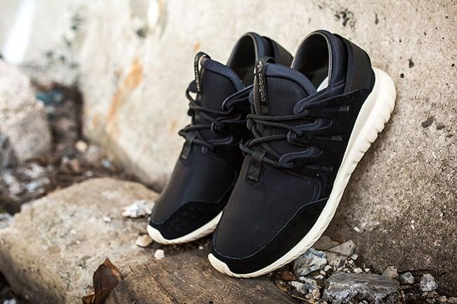 adidas tubular radial black
