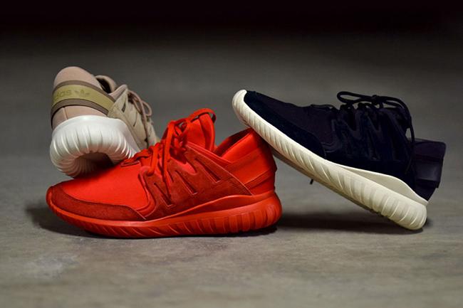 adidas Tubular Nova Triple Red