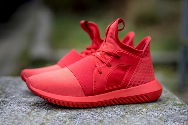 adidas WMNS Tubular Defiant Lush Red