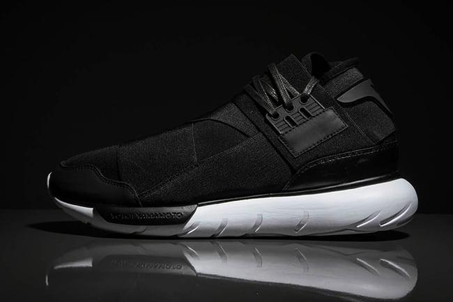 adidas Y-3 Qasa High Black White