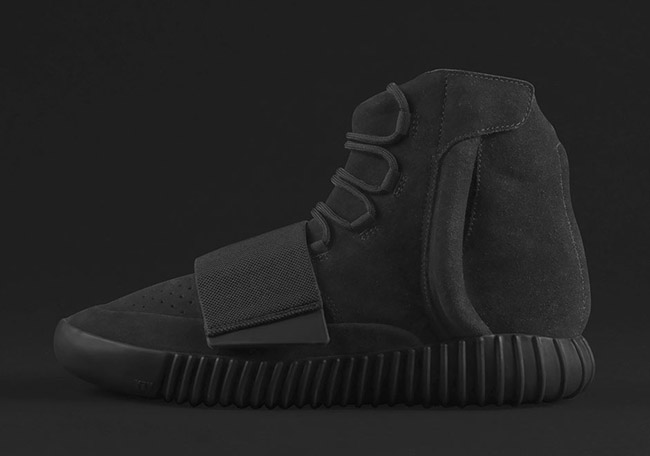 adidas Yeezy 750 Boost Black Official