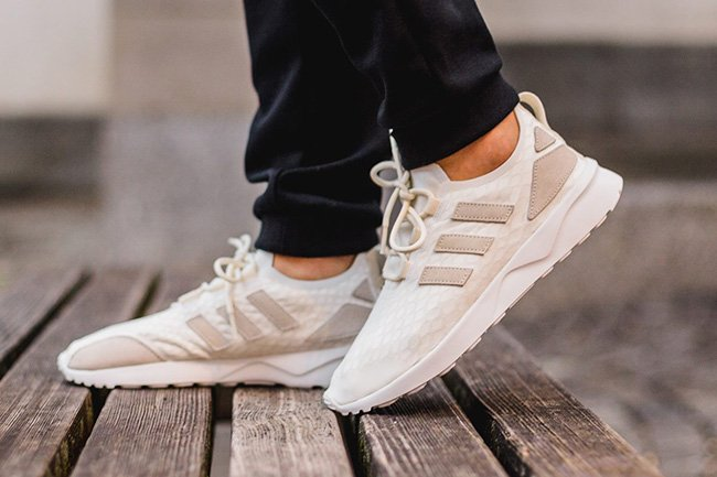 Adidas Zx Flux Adv Verve White