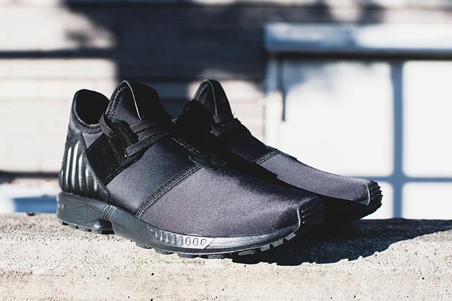 Adidas Zx Flux Plus Black