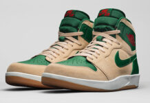 Air Jordan 1.5 Gorge Green Bucks
