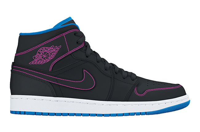 Air Jordan 1 Mid Radio Raheem