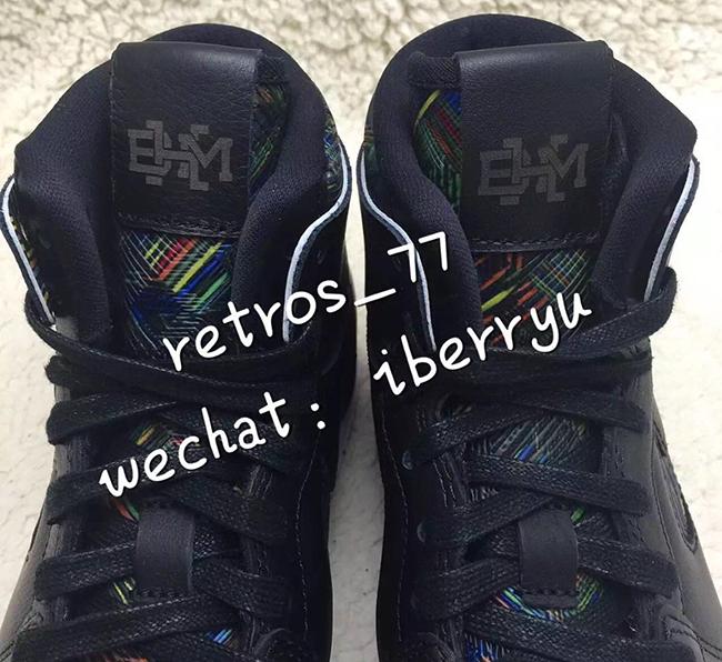 Air Jordan 1 Nouveau BHM 2016