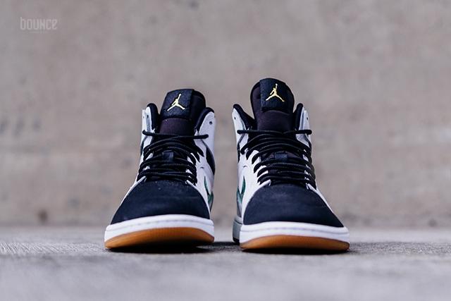 Air Jordan 1 Nouveau White Black Gum Light Brown