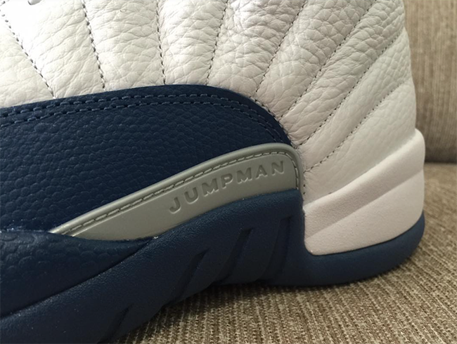 Air Jordan 12 French Blue 2016 Retro