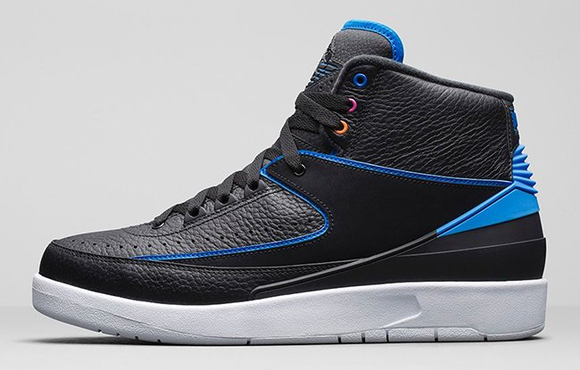 Air Jordan 2 Radio Raheem Retro