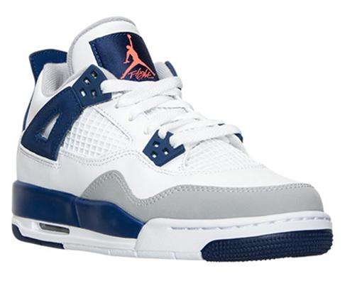 Air Jordan Blue White