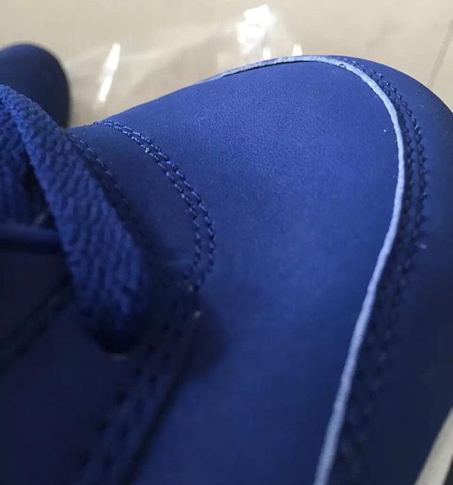 Air Jordan 5 Low Blue Orange White