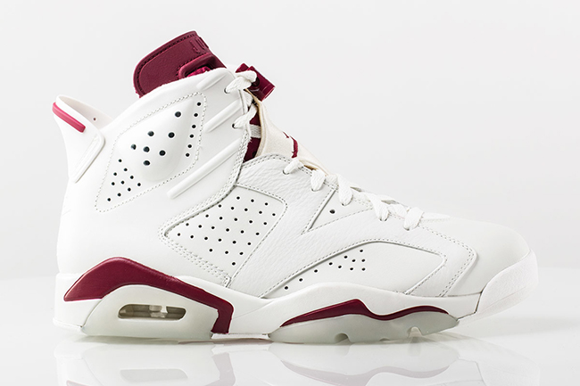 d5ce009d9d0 good The Nike Air Jordan 6 Maroon Returns Tomorrow - cculb.coop