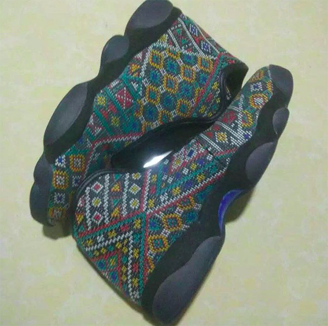 Air Jordan Horizon BHM Black History Month