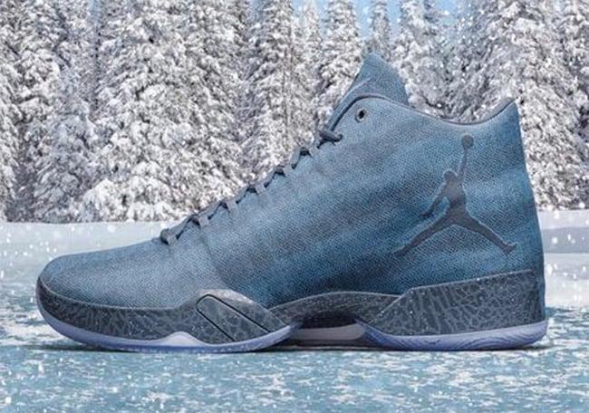 Air Jordan XX9 Russell Westbrook Frozen Moments Christmas