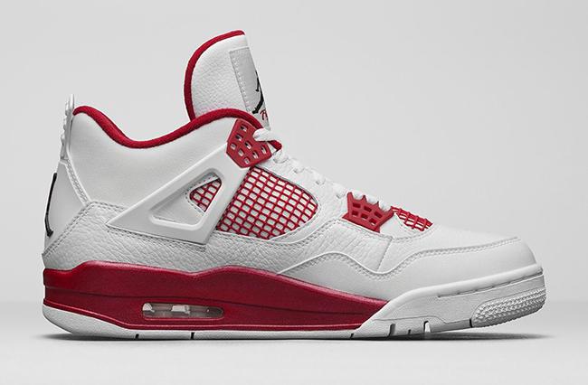 Alternate Air Jordan 4 Release