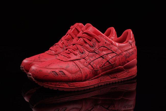 Asics Gel Lyte Iii Marble Pack Sneakerfiles