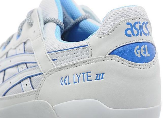 Asics Gel Lyte III Soft Grey