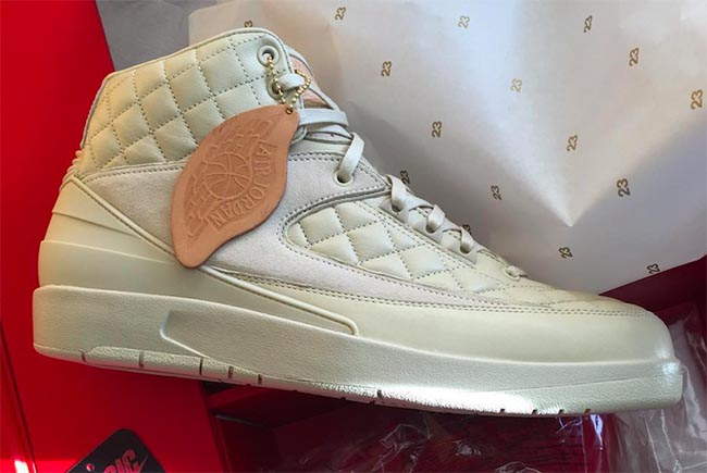 Beach Just Don C Air Jordan 2