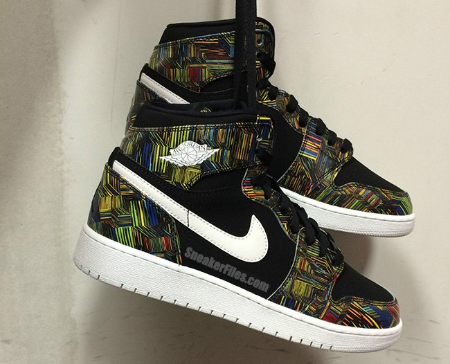 BHM Air Jordan 1 GS 2016