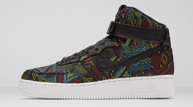 BHM Nike Air Force 1 2016