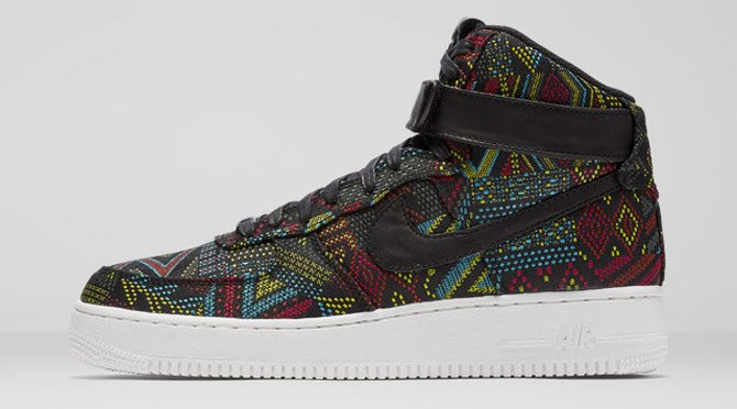 BHM Nike Air Force 1 2016