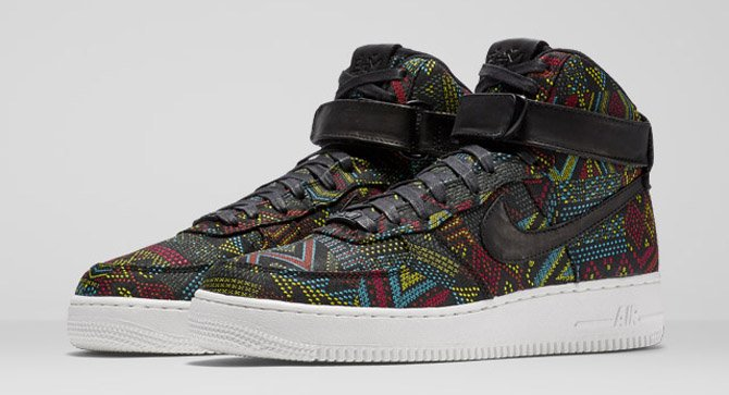 Nike Air Force One Hd Haute Bhm