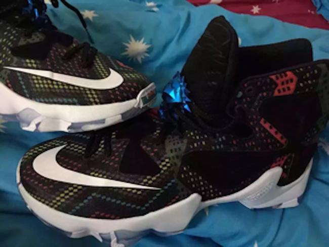 BHM Nike LeBron 13