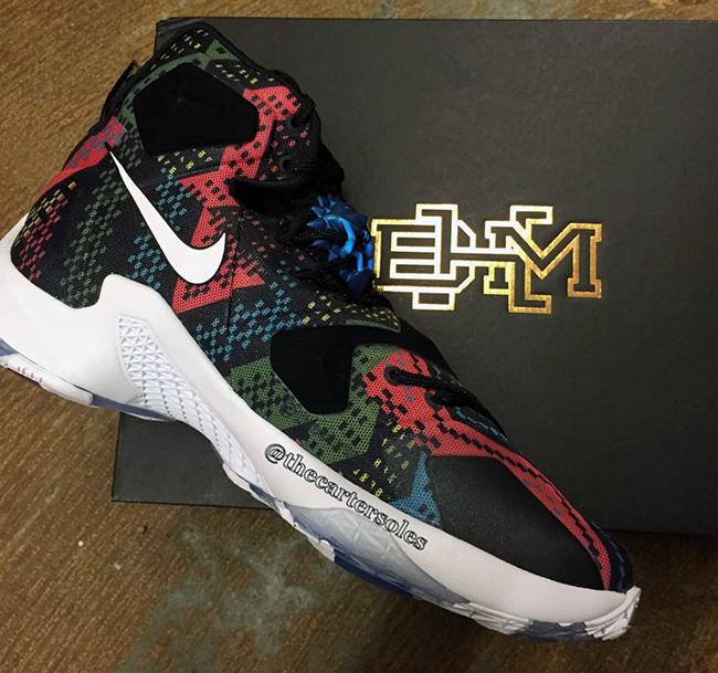 Black History Month Nike LeBron 13