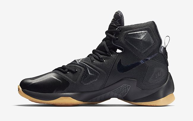 Black Lion LeBron 13