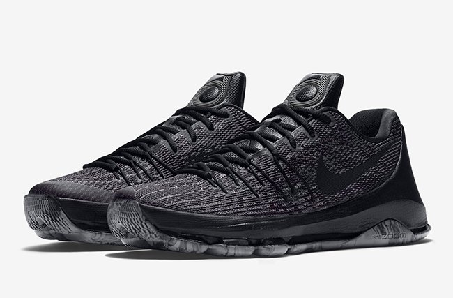 innovative design abcb1 af62a Nike KD 8 Blackout Release Date   SneakerFiles