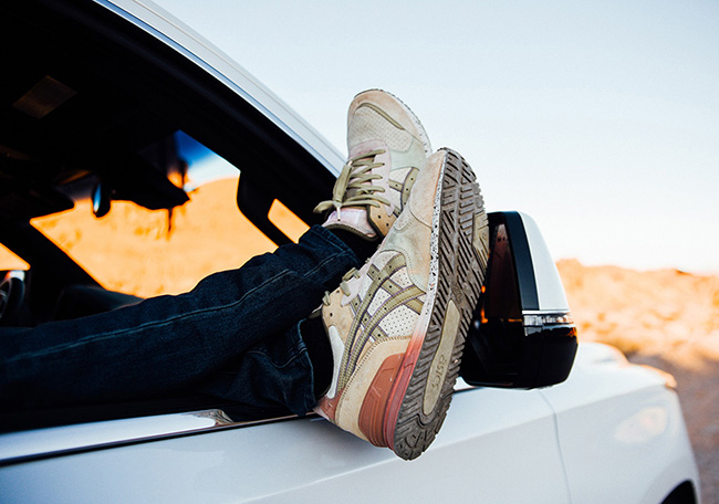 Bodega Asics Gel Classic On The Road