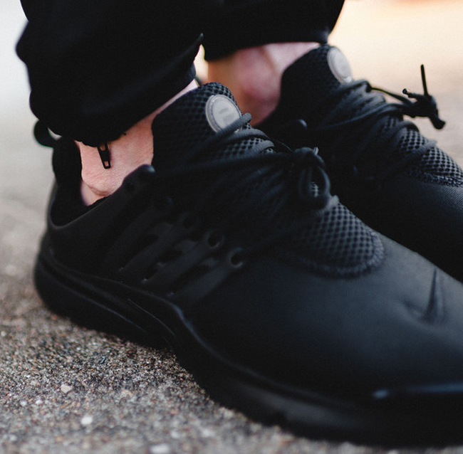 Buy Nike Air Presto Triple Black a707564e8