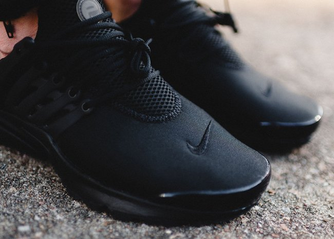 Buy Nike Air Presto Triple Black