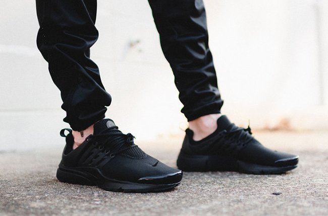 Nike Air Presto All Black