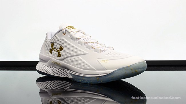 Championship Under Armour Curry One Low