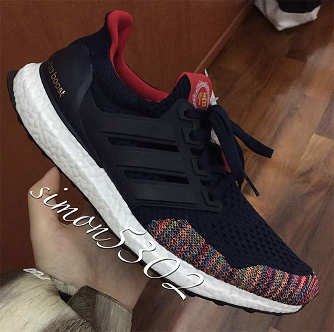Chinese New Year adidas Ultra Boost