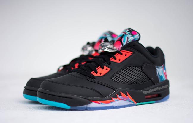Chinese New Year Jordan 5 Low