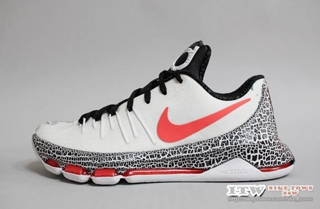 Christmas Nike KD 8