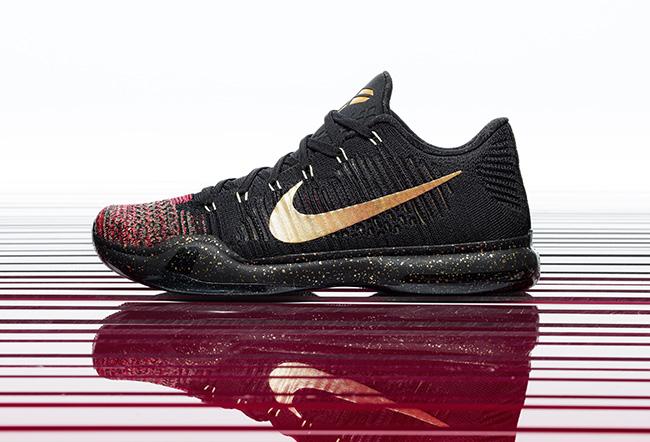 Christmas Nike Kobe 10