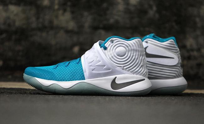048e02d0e837d Nike Kyrie 2 Christmas | SneakerFiles