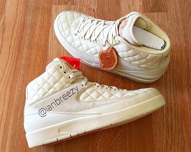 Don C Air Jordan 2 Beach Gold