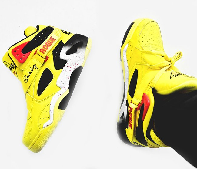 Ewing Rogue Blazing Yellow