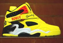 Ewing Rogue Blazing Yellow