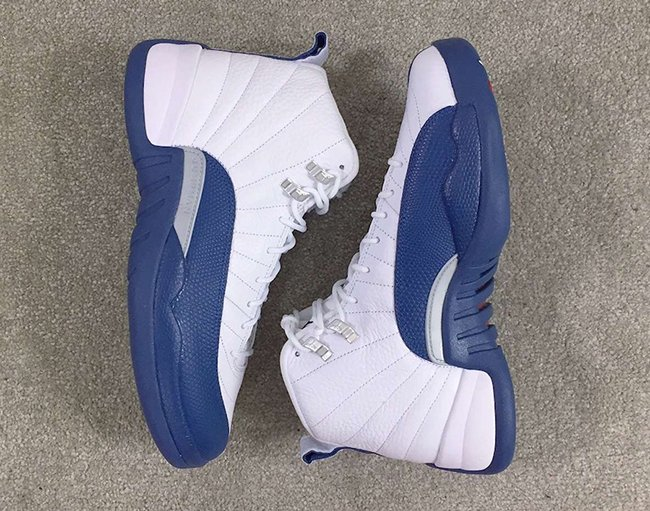 French Blue Air Jordan 12 2016 Retro